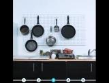 Мудрым хозяйкам на заметку! Расширим пространство на кухне