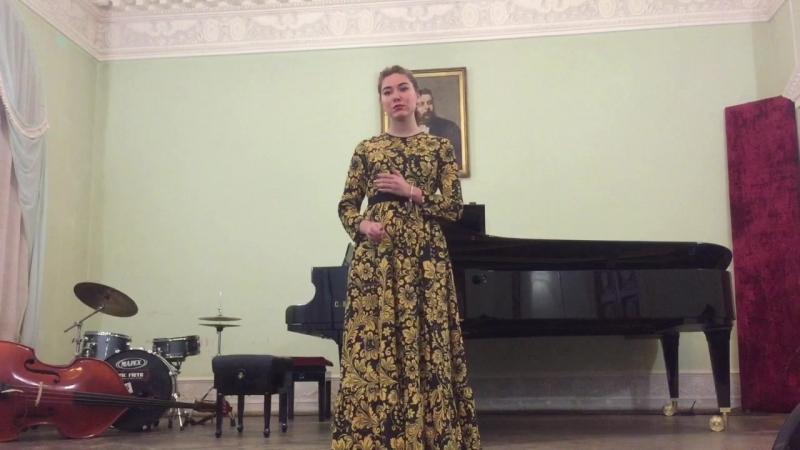 Концерт ко Дню снятия блокады Ленинграда