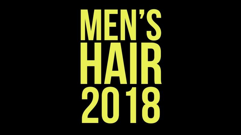 MEN'S HAIR 2018