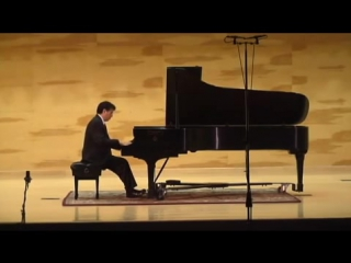 Edward Grieg Arietta from Lyric Pieces performed live in California by Darío Ntaca