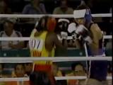 1984 Olympic 14 final Paul Gonzales vs William Bagonza (48кг)