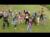 [dragonfox] Uchu Sentai Kyuranger: The Movie - The Geth Indavers Counterattack (RUSUB)