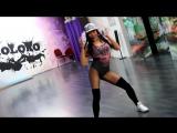 Dancehall chores by Alexandra Ignatenko