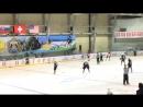 Хоккей США -Россия 3 период последние 5 минут