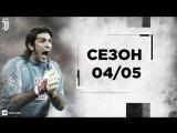 Джанлуиджи Буффон | Сезон: 2004-2005