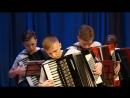 Оркестр баянистов X МФК Черноморский Олимп