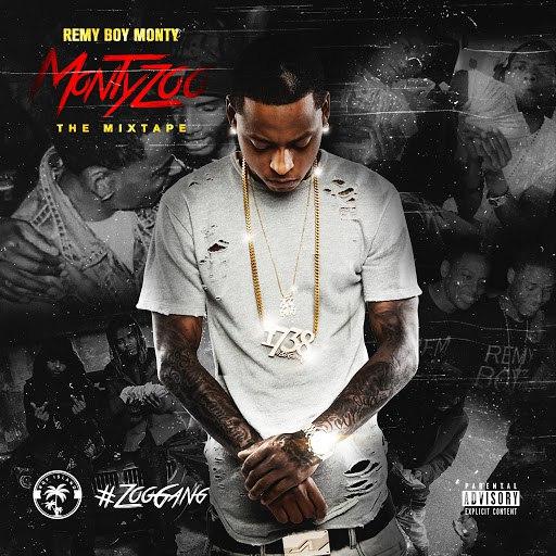 Monty альбом Monty Zoo - The Mixtape