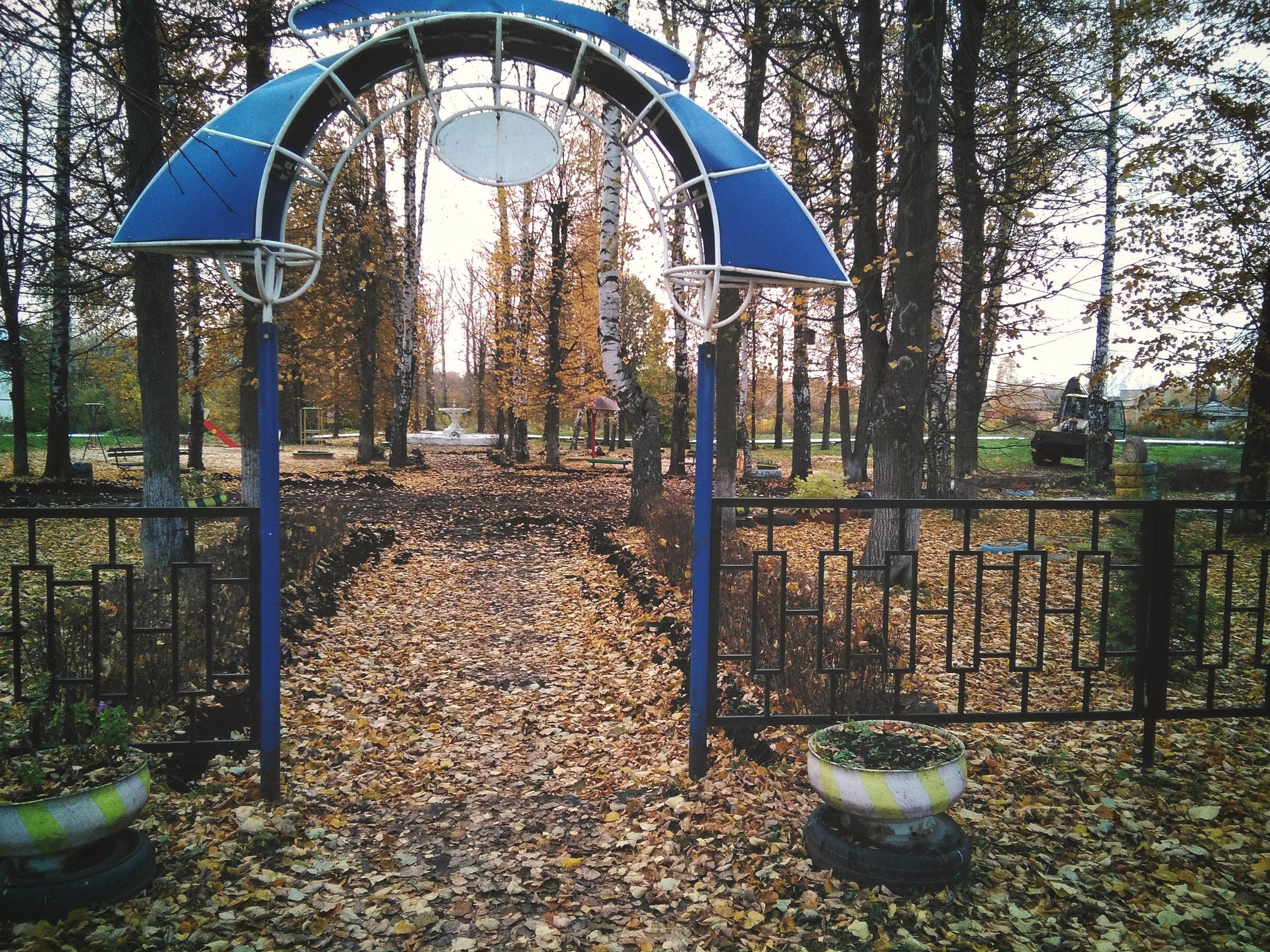 Установлен детский игровой городок во дворе дома № 8 по ул. Энтузиастов