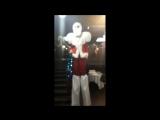 А у нас Дед Мороз!