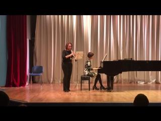 Концерт Педагогической филармонии