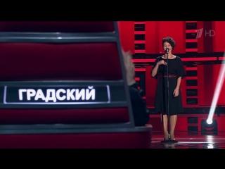Дарья винокурова исполнила песню «canzone da due soldi» на слепых прослушиваниях - голос - сезон 6