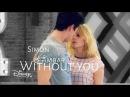 「Simón y Ámbar」Without you Simbar - Soy Luna