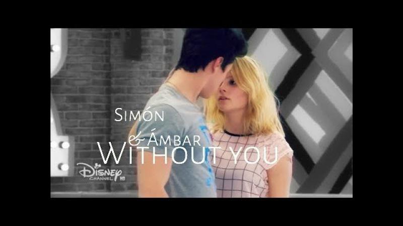 Simón y Ámbar [Without you] Simbar Soy Luna
