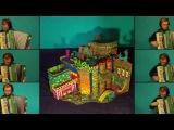 EZAC_26 – Terry Scott Taylor – Neverhood Theme accordion cover with clay animation   Аккордеон-кавер