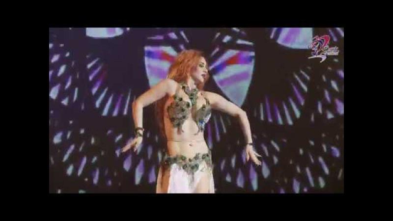 Oxana Bazaeva in Oasis Festival Show SON OF THE EAST