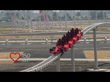 Ferrari World Abu Dhabi Cabin Crew Mission Etihad Airways