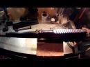 Планка на крышку ствольной коробки RedHeat Змей установка