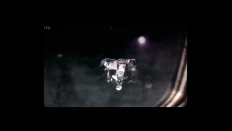 Apollo Classified Film Footage by TFH - CGI - 2D
