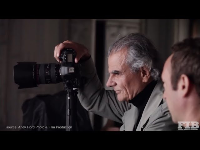"PATRICK DEMARCHELIER FIB 5 Minute Web-Doco | MASTERS OF PHOTOGRAPHY Vol.9 ""LIVING LEGENDS"""