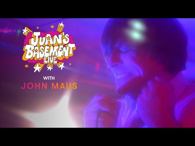 John Maus Juan's Basement Live