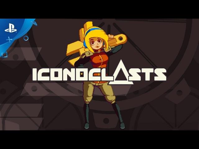 Iconoclasts – Feature Trailer | PS4 Vita