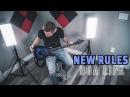 New Rules Dua Lipa Cole Rolland Guitar Remix