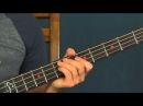 Beginner bass guitar lesson johnny be goode chuck berry