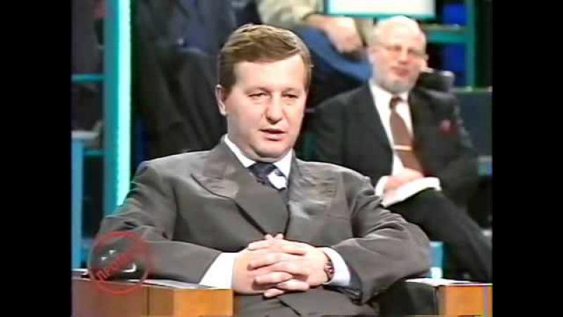 Глас Народа / Кох vs Венедиктов / 06.04.2001