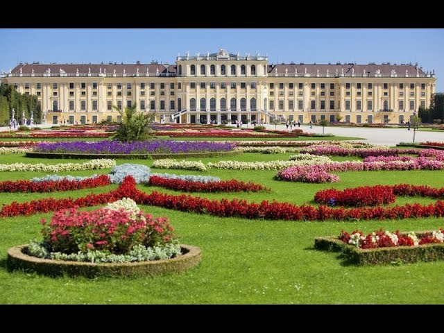 Шенбрунн Вена Австрия ⁄ Schönbrunn Vienna Austria