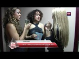 Ida Corr &amp Camille Jones - Interview @ Club Drive (2008)