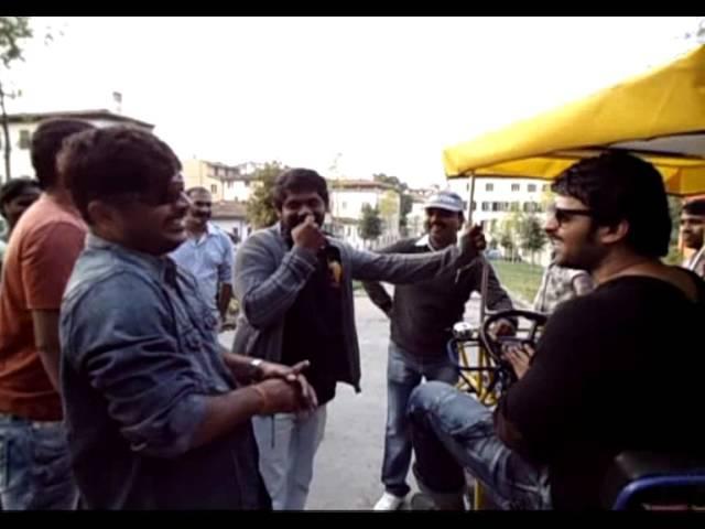 Mirchi Making Video - Prabhas, Anushka, Richa Gangopadhyay