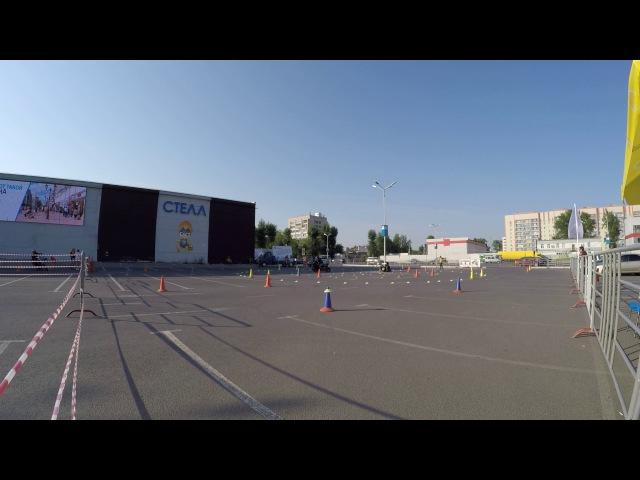 2017 Kazan Cup Moto Gymkhana [N] / Ziganov Ainaz Shineray XY250 heat 2