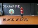 SUGAR PiE - BLACK WiDOW PRiSTiN (Dance Cover)