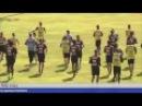 Dimaro 2017, l'allenamento integrale del Napoli parte 1 (21-07-2017)