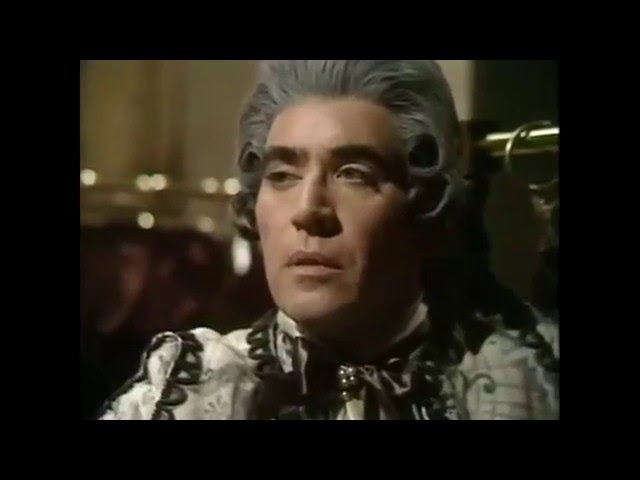 Frank Finlay as Casanova tribute