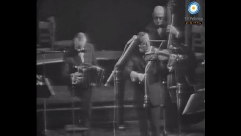 Astor Piazzolla y Edmundo Rivero - Concierto de música ciudadana - 21-07-72 (3 de 3)
