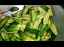 Салат из огурцов Пальчики по корейски на зиму готовить просто