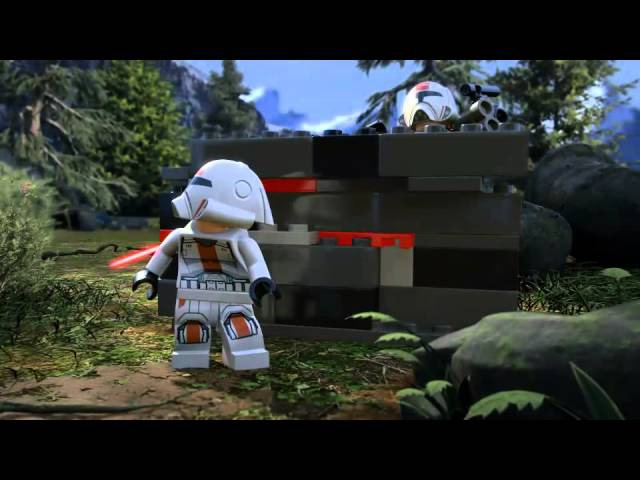 Sith Sled - LEGO Star Wars - The Yoda Chronicles Part 1