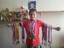 Самбо лучшие броски от Льва Таджикского Далер Хукматов на видео ему 7- лет