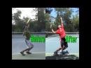 Kick Serve Advice Progression (Featuring a High Ranked Junior)