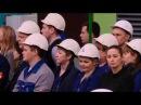 12 03 2018 На Сарапульском электрогенераторном заводе завершилась реконструкция старейшего цеха