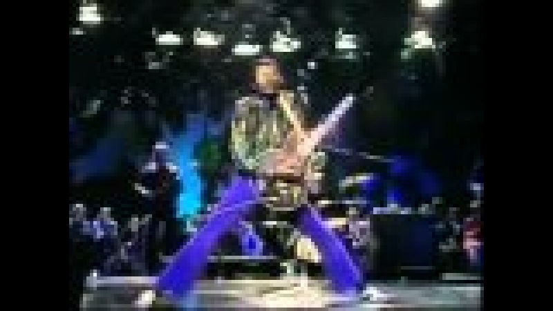 Chuck Berry Greatest solo on Johnny B Good Bye Bye Johnny (1972)