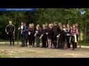 В летнем оздоровительном лагере «Волынь» открылась «Полицейская академия»