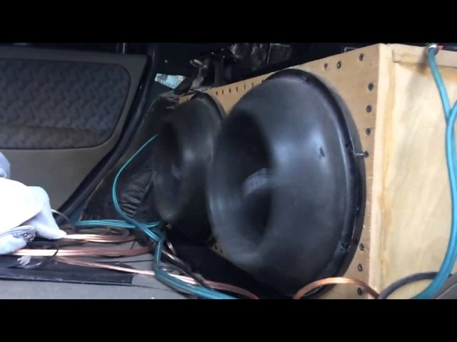 Огромный ход Sundown Audio
