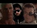 5 крутых мужских фильмов 80 90 х Универсальный солдат Американский ниндзя В погоне за тенью