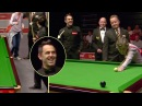 Ronnie O'Sullivan Gets Help from a Woman! Century Break 887 | Funny Moment