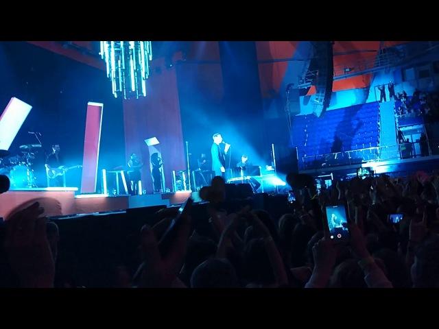 HURTS - Wonderful Life (Live @Divs, Yekaterinburg, 29.10.17)