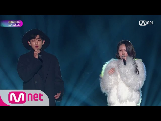 [2017 MAMA in Hong Kong] SOYOUCHAN YEOL_I Miss You/Stay With Me