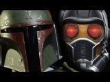 BOBA FETT (Star Wars) vs STAR-LORD (Guardians of the Galaxy) ALTERNATE ENDING