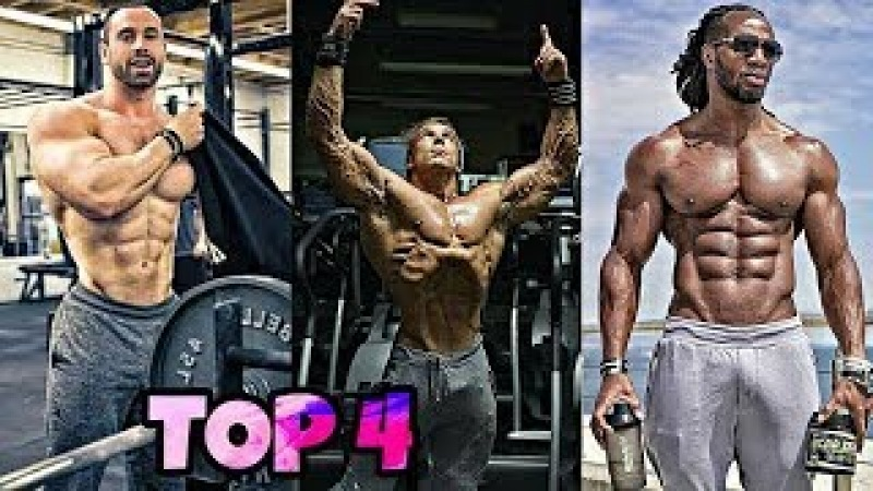 4 Bodybuilders If They Compete It Would Be A Revolution On Stage !!